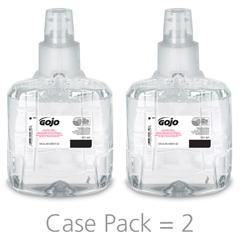GOJ1911-02 - Clear & Mild Foam Handwash