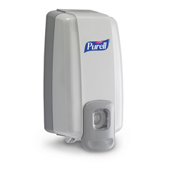 GOJ2120-06 - PURELL® NXT® SPACE SAVER™ Dispenser - Dove Gray