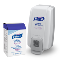 GOJ2156D1 - PURELL® Advanced Hand Sanitizer Gel