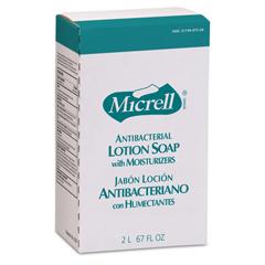 GOJ2257-04 - MICRELL® Antibacterial Lotion Soap
