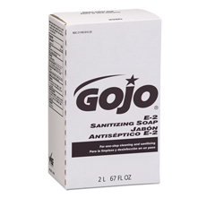 GOJ2280-04 - GOJO® E-2 Sanitizing Lotion Soap
