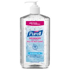 GOJ3023-12 - PURELL® Advanced Instant Hand Sanitizer