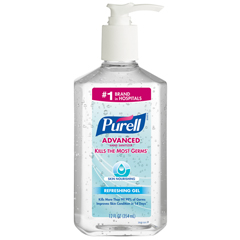GOJ3646-12 - PURELL® Advanced Skin Nourishing Instant Hand Sanitizer