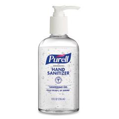 GOJ404012S - GOJO Purell® Advanced Hand Sanitizer, Sanitizing Gel