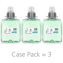 GOJ5163-03 - Green Certified Foam Hand, Hair & Body Wash