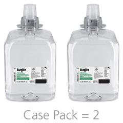 GOJ5265-02 - Green Certified Foam Hand Cleaner