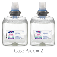 GOJ538902CT - PURELL® Advanced Hand Sanitizer Ultra Nourishing Foam