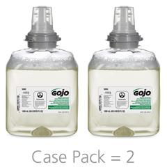 GOJ5665-02 - Green Certified Foam Hand Cleaner
