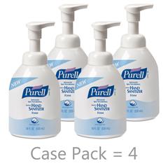 GOJ5798-04 - PURELL® Advanced Hand Sanitizer Skin Nourishing Foam