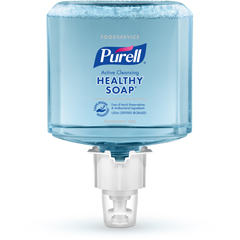 GOJ648402 - PURELL® Foodservice CRT HEALTHY SOAP™ Active Cleansing Fragrance Free Foam