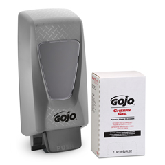 GOJ7290-D2 - GOJO® Cherry Gel Pumice Hand Cleaner