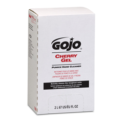 GOJ7290-04 - GOJO® Cherry Gel Pumice Hand Cleaner