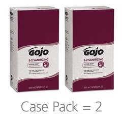 GOJ7580-02 - GOJO® E-2 Sanitizing Lotion Soap