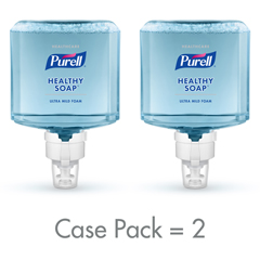 GOJ777502 - PURELL® Healthcare HEALTHY SOAP® Ultra Mild Foam