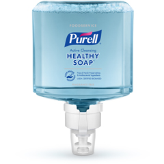 GOJ778402 - PURELL® Foodservice CRT HEALTHY SOAP™ Active Cleansing Fragrance Free Foam