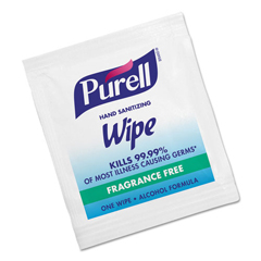 GOJ9020-4M - PURELL® Sanitizing Hand Wipes