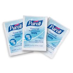 GOJ90261M - PURELL® Cottony Soft Hand Sanitizing Wipes - 1000/CT