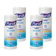 GOJ911104ECCT - PURELL® Hand Sanitizing Wipes