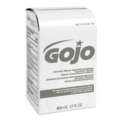 GOJ911212EA - GOJO® Ultra Mild Antimicrobial Lotion Soap with Chloroxylenol