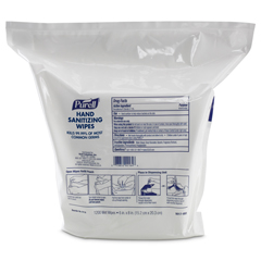 GOJ9118-02 - PURELL® Hand Sanitizing Wipes