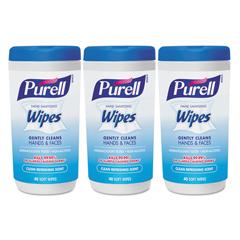 GOJ912003ECCT - PURELL® Hand Sanitizing Wipes