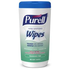 GOJ912106CMREA - PURELL® Hand Sanitizing Wipes