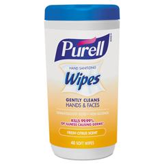 GOJ912206CMREA - PURELL® Hand Sanitizing Wipes