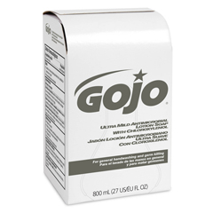 GOJ9212-12 - Ultra Mild Antimicrobial Lotion Soap with Chloroxylenol