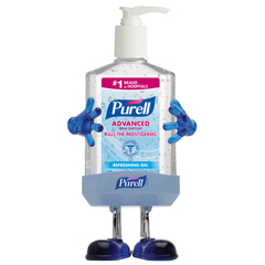 GOJ9600PL1KT - PURELL® Pal Instant Hand Sanitizer Desktop Dispenser