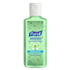GOJ9631 - PURELL® Advanced With Aloe Instant Hand Sanitizer