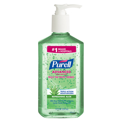 GOJ3639-12 - PURELL® Advanced With Aloe Instant Hand Sanitizer