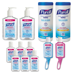 GOJ9652K1EC - PURELL® Office Hand Sanitizer Starter Kit