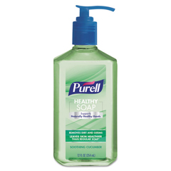 GOJ970204EC - Purell® Healthy Soap, Soothing Cucumber Scent