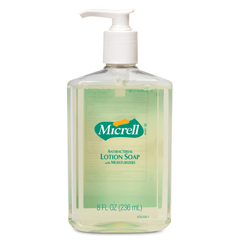 GOJ9752 - MICRELL® Antibacterial Lotion Soap