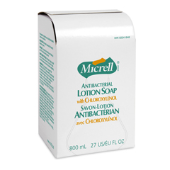 GOJ9757-12 - MICRELL® Antibacterial Lotion Soap