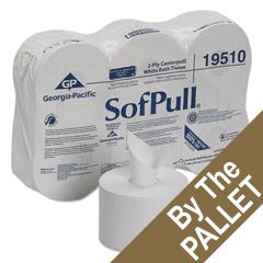 GPC19510-PL - Georgia PacificProfessional SofPull® High Capacity Center-Pull Tissue