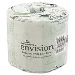 GPC198-81-01 - Envision® Embossed Bathroom Tissue