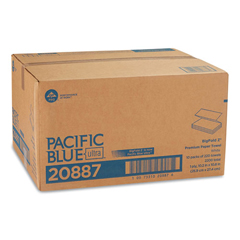 GPC208-87 - Pacific Blue Ultra Folded Paper Towels