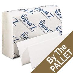 GPC20887-PL - Georgia PacificBigFold Z® 1-Ply Z-Fold Hand Towels