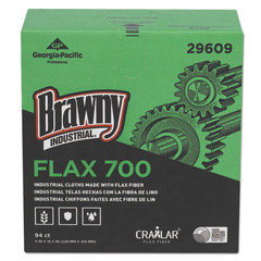 GPC29609 - Brawny Industrial® FLAX Cleaning Cloths