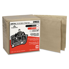 GPC299-22 - Brawny Industrial® Light-Duty Three-Ply Paper Wipers