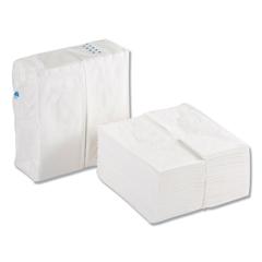 GPC314-36 - 1/8 Fold Dinner Napkins, 15 x 16, White, 100/Pack