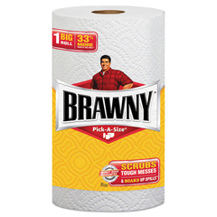 GPC4391015 - Brawny® Pick-A-Size® Perforated Roll Towel