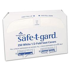 GPC470-46 - Saf-T-Gard™ Half-Fold Toilet Seat Covers