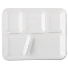 GPK10500 - Genpak® Foam School Trays