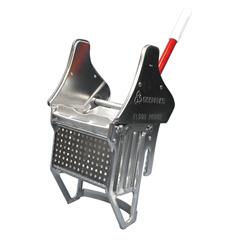 GPS1010-1 - GeerpresFloor-Prince® Downward Pressure Zinc Plated Metal Mop Wringer