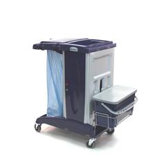 GPS201F - GeerpresModular Plastic Housekeeping Cart