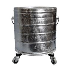 GPS2023 - GeerpresGalvanized Steel Mop Bucket