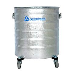 GPS2026 - GeerpresGalvanized Steel Mop Bucket