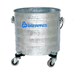 GPS2034 - GeerpresGalvanized Steel Mop Bucket